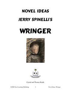 Wringer Book Setting