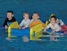 Teaching Kids to Swim: Safety First, Fun Later