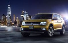 2018 Volkswagen Atlas Reviews and Performance