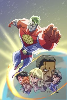Captain Planet - Jerry Gaylord