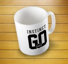 Team Instinct Go Pokemon Go Inspired Mug #pokemon #pokemongo #pokemongoyellowmug #pokemongoyellowmug #teaminstinct #teaminstinctmug #pokeball #pokeballteammug #mugs #mug #whitemug #drinkware #drink&barware #ceramicmug #coffeemug #teamug #kitchen&dining #giftmugs #cup #home&living #funnymugs #funnycoffecup #funnygifts