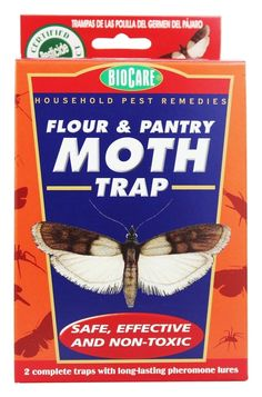 Buy SpringStar - BioCare Flour and Pantry Moth Trap - 2 Traps at LuckyVitamin.com