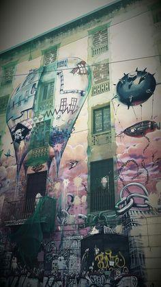 Barcelona, La Carbonera - 2016