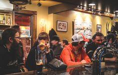 We are a microbrewery located in Marquette, Michigan. Grand Marais, Brewery, Michigan