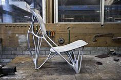 Bone Chair - Joris Laarman
