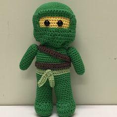 Becoming Me by Crocheting: The Ninjago Amigurumi Project