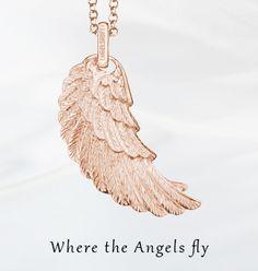 Mit einem Engel unterwegs