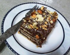 The gastrin: ΓΛΥΚΟ ΨΥΓΕΙΟΥ ΜΕ ΠΤΙ ΜΠΕΡ Greek Sweets, Sweet Life, French Toast, Deserts, Food And Drink, Cooking Recipes, Pie, Chocolate, Breakfast