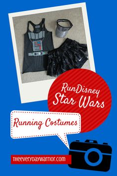 RunDisney Star Wars Running Costume | The Everyday Warrior