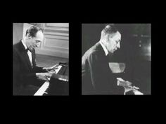 Horowitz plays Rachmaninoff piano sonata no2 in B-flat minor {1/3}