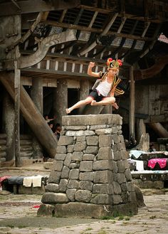 Destinations - Stone Jumping Nias Island - Indonesia
