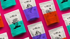 TIQLD is One Seriously Playful Line of Spices — The Dieline | Packaging & Branding Design & Innovation News