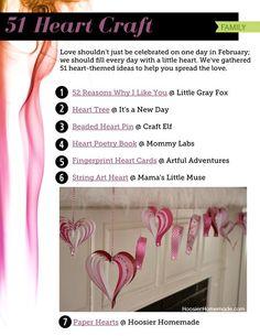 #TheBestofEverythingMom: 51 Heart Crafts