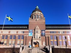 Stockholm Naturhistoriska riksmuseet