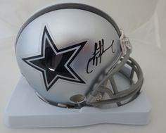 Troy Aikman Signed Cowboys Mini Helmet from Powers Autographs, $99.95 http://www.powersautographs.com/troy-aikman-autographed-dallas-cowboys-signed-mini-helmet-aaa-coa-p-100633318.html#.UvAGU7SNJvk