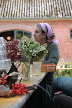 Seed saving course with Camilla Plum autumn 2016, tickets at www.fuglebjerggaard.dk