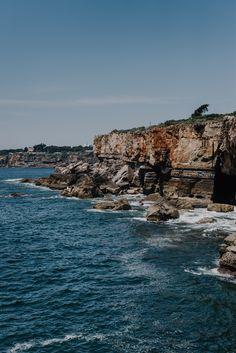 Boca do Inferno em Cascais #portugal #europa #viagem #eurotrip