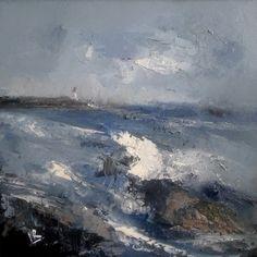 Storm at Turnberry Ian Rawnsley