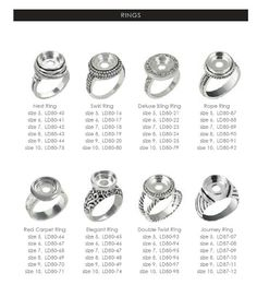 Lotti Dottie Rings