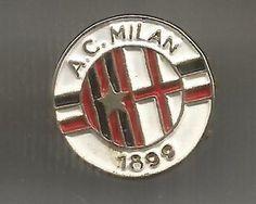 DISTINTIVO CALCIO MILAN 1899