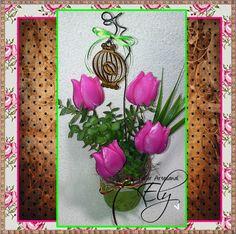 arreglo floral country