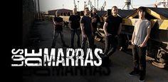 """LOS DE MARRAS: Publican su nuevo álbum """"Reamanecer"""""""