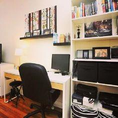 My study desk