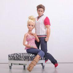 #Barbie #Ken #BarbieStyle