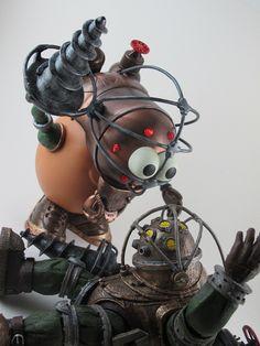 Bioshock Potato Head.