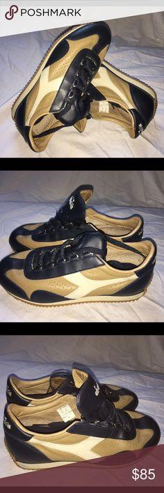 Diadora size 4,5 Gently used Diadora Shoes Sneakers