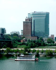 Founded in 1789, Knoxville is the third largest city in Tennessee