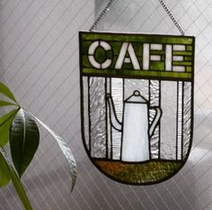 Stained Glass Coffee