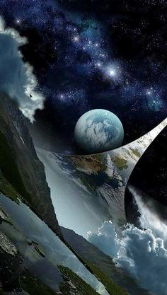 the Halo ring Arte Sci Fi, Sci Fi Art, Halo Tattoo, Halo Game, Halo 5, Halo Master Chief, Halo Series, Halo Reach, Science Fiction Art