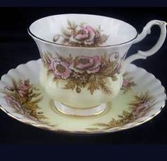Royal Albert - Melody Series - Sonata -  www.royalalbertpatterns.com