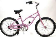"2009 Marin 20"" Wheel Girls Beach Cruiser Bike Pink 6061 Alloy Frame / wheels by Marin, http://www.amazon.com/dp/B00BD91G5K/ref=cm_sw_r_pi_dp_4-nssb0N7WN69"