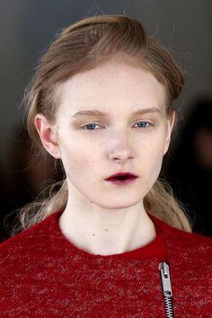 #Rossetto: il vinaccia è il must have dell'autunno 2015 - #makeup