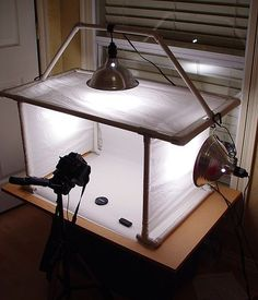 Resultat d'imatges de photography light box