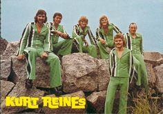 Kurt reines: another Swedish dance band in horrible uniforms