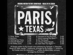 Ry Cooder - Paris, Texas