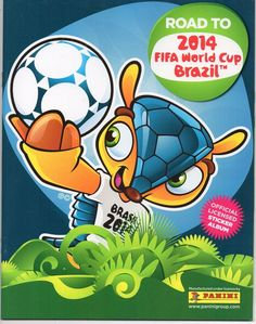 Panini Road to 2014 Fifa World Cup Brazil Complete Loose Sticker Set+Empty Album  | eBay