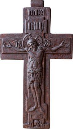 Наперсный крест. ИконаСегоДня