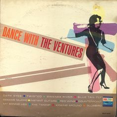Ventures - Dance With The Ventures