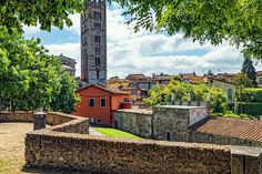 The Town Walls Lucca