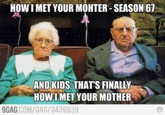 Season 67-How I met your Mother