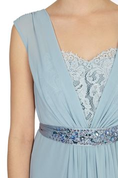Buy Coast Petite Lori Ella Maxi Dress, Sage from our Women's Dresses Offers range at John Lewis & Partners. Maternity Evening Wear, Green Bridesmaid Dresses, Bridesmaids, Chiffon Maxi, Wedding Party Dresses, Vintage Style Outfits, Silk Ties, Dress To Impress, Formal Dresses