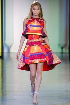 Spring 2014 Ready-to-Wear Peter Pilotto