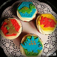 Cupcakes Dinosaur