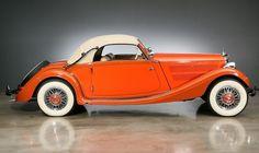 1938 Mercedes-Benz W 142 320 Cabriolet A