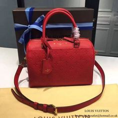 1b932e555a5c Louis Vuitton M42399 Speedy Bandouliere 25 Tote Bag Monogram Empreinte  Leather
