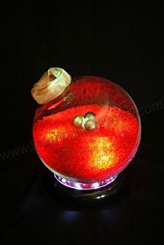 MoonDrops, Bright Lights, Vase Light. www.brighsidecrafts.com